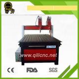1325 3.0kw die As Acrylic/PVC CNC Router werkt