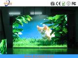 Panneau de location portatif de haute résolution de la lumière P4.81 DEL