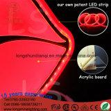LED-UL 23cm küssen mich helle Nachtacrylsauerlampen-Neonzeichen für Schreibtisch-Tisch-Dekoration