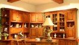 シラカバの純木の台所家具