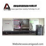 Equipamento do revestimento do laser de Igood com sistema de alimentação do pó coaxial