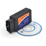Elm WiFi OBD2 Can-Bus Ferramentas de varredura automotivas Suporte iPhone Android Obdii Interface