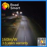 5 años de la garantía 40W LED de luz de calle solar con teledirigido