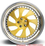 Bordas Rotiform da roda da liga da réplica A356 de alumínio