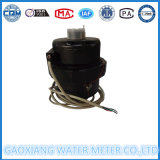 Compteur d'eau à piston volumétrique en nylon avec sortie impulsionnelle