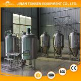 малое сваренное TIG хорошее оборудование винзавода пива 3.5bbl/500L