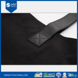 Saco de Tote preto impresso Digitas personalizado das mulheres da lona do algodão