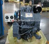 De lucht koelde Viertakt20HP Dieselmotor F2l912 voor Generatie