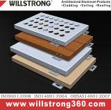 Rivestimento di alluminio Willstrong della polvere del piatto