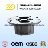 Manchining with Lost Wax Casting for Industry Furnace