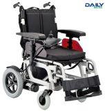 Hochleistungsfaltbarer Rollstuhl-elektrischer Strom-angetriebener Aluminiumleichtgewichtler