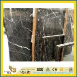 Mármol gris del Shangri-La de Nex para la decoración del suelo