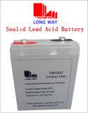 PRECÁRIOS Storage Battery da longa vida 2V100ah