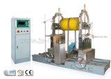 수도 펌프 송풍기, 회전 숫돌 및 모터 회전자를 위한 균형을 잡는 기계
