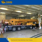 25 ton qy25k-Ii de Kraan van de Vrachtwagen (Proef en Mechanisch stel beschikbaar in werking)