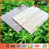 Poliestere che ricopre il comitato composito di alluminio di legno della decorazione della parete interna (AE-301)