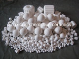 99% chemisches Alumina Ceramic Balls als Catalyst Covering Media