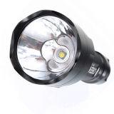 1の200内腔のクリー族Xml-T6 LEDの防水懐中電燈