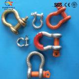 Jumelle d'attache de l'acier inoxydable G209 avec la jumelle de Pin/proue de vis