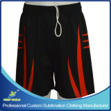 Lacrosse Sports Gameのための習慣およびSublimated Lacrosse Shorts