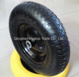 Wheelbrrow Tire / pneumático Barrow Wheel / Wheel Rubrica de borracha