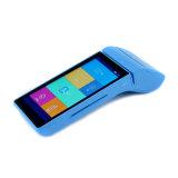 Handbediende POS Eind, Slimme POS Terminals, Emv/pci- Certificaat, Beste Handbediende POS van het Scherm van de Aanraking van de Kwaliteit Terminal, GPRS, wi-FI, Bluetooth voor Betaling, Mj P2000