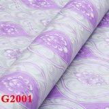 Paño de pared del PVC, papel pintado del PVC, PVC Wallcovering, papel de empapelar del PVC, tela de la pared del PVC, papel pintado