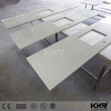 Künstliche Steinfeste Oberfläche Benutzerdefinierte Vanity Kitchen Top