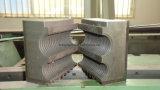 Gewölbter Rohr-Extruder des PlastikPVC/PP/PE/Herstellung-Maschine