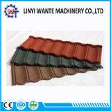 優秀な装飾用の物質的な形式の砂の上塗を施してある金属の屋根瓦