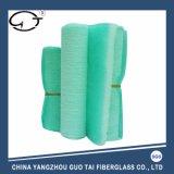 filtro mullido de la fibra de vidrio 240GSM sentido para el filtro de aire