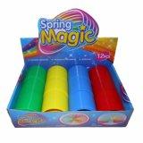 Blinkende Magie Regenbogen-Sprung-des flexiblen Kind-Spielzeugs (8 Arten)
