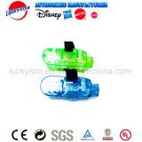 子供の昇進のためのHalloweenの好意ライト指のプラスチック電子おもちゃ