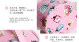 Caso Multi-Functional do armazenamento do saco do curso do pacote cosmético coreano da bolsa do curso do saco da grande capacidade