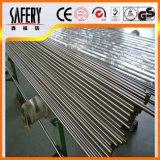 barra redonda laminada a alta temperatura de aço 304 2b inoxidável da espessura de 6mm