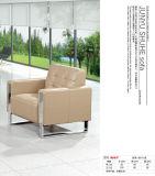 Sofà moderno del caffè della presidenza dell'hotel del sofà dell'ufficio di disegno popolare di alta qualità di svago in azione 1+1+3