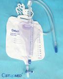 2000ml de medische Zak van de Meter van de Urine van Producten Beschikbare Professionele