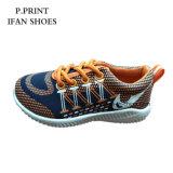 De gehele Goedkope Prijs van de Schoenen van de Sport van de Verkoop van de Injectie van pvc van de Fabriek van China