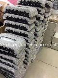 Handmade кристаллический (TB-покрашенная) коробка ткани случая салфеток держателя бумажного полотенца диаманта Rhinestone