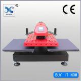 Macchina pneumatica della pressa di calore delle stazioni di Xinhong doppia