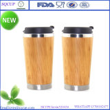 Bamboo ecologico Mug e Mug Bamboo e Double Wall Travel Bamboo Mug