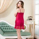 V habillement exotique Polyester&Nylon de lingerie sexy de cou