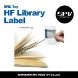 Печатание логоса чужеземца H47 M4 бумаги бирки архива пассивное RFID UHF подгонянное 3D
