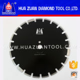 Diamante Circular Saw Blade para Asphalt Cutting con Long Lifespan