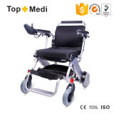 Storage Bag를 가진 최고 Sale Lightweight Electric Travel Power Wheelchair