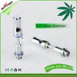 La cartouche en verre électronique de la cigarette 0.5ml C2/C2-F Cbd d'Ocitytimes/huilent profondément l'atomiseur