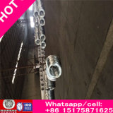 鋼鉄繊維ワイヤー1*19、ハンガーおよびコミュニケーションケーブルのために、電流を通された鋼線09