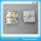 Tür-Entriegelung (Edelstahl/Quadrat) (AB-801B)