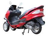 ガソリン式のセリウムEPA 150cc 200ccの大人3の車輪のスクーター