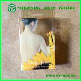 Пластичная ясная косметическая коробка индикации